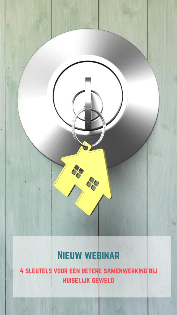 sleutel met huis
